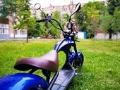 Электроскутер CityCoco Harley 2000w 60V 20Ah - Фото 9