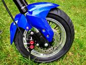 Электроскутер CityCoco Harley 2000w 60V 20Ah - Фото 5