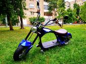 Электроскутер CityCoco Harley 2000w 60V 20Ah - Фото 6
