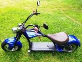 Электроскутер CityCoco Harley 2000w 60V 20Ah - Фото 7