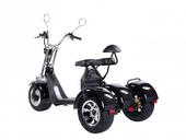 Электротрицикл Citycoco Kugoo C5 Pro - Фото 3