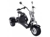 Электротрицикл Citycoco Kugoo C5 Pro - Фото 4