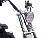 Электротрицикл Citycoco Kugoo C5 Pro - Фото 6