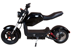 Электроскутер Citycoco Skyboard BR-Moto - Фото 0