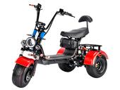 Электротрицикл CityCoco Trike Classic GT X5 - Фото 0