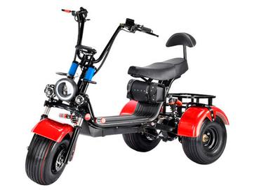 Электротрицикл CityCoco Trike Classic GT X5