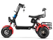 Электротрицикл CityCoco Trike Classic GT X5 - Фото 1