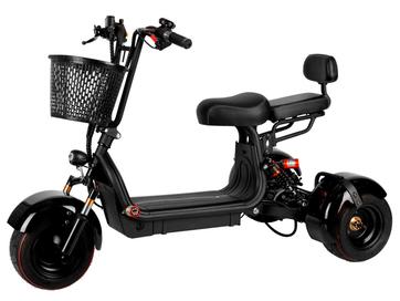 Электротрицикл CityCoco Trike Mini GT X3