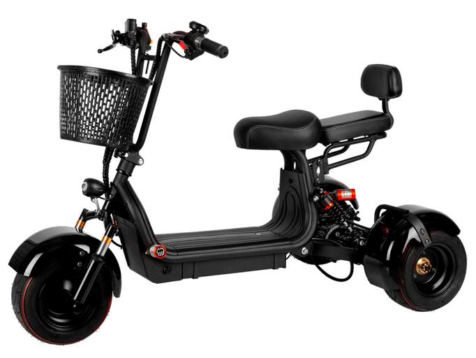 Электромотоцикл CityCoco GT X3 Pro Mini