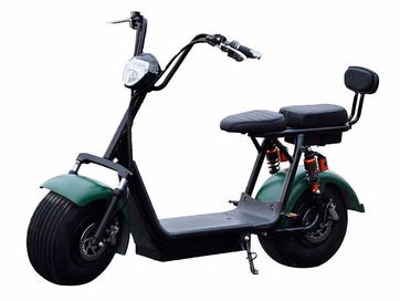 Электроскутер Citycoco X6 Double Seat - Фото 0