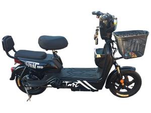 Электроскутер MD 350 с педалями - Фото 0