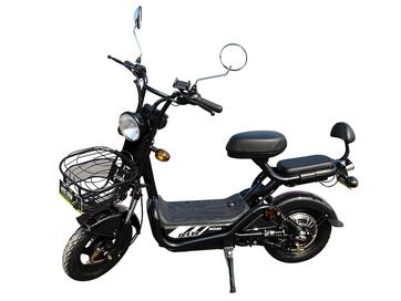 Электроскутер MD 500 с педалями - Фото 0