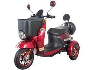 Электротрицикл VESPA PRO 72V 20AH 1000W - Фото 0