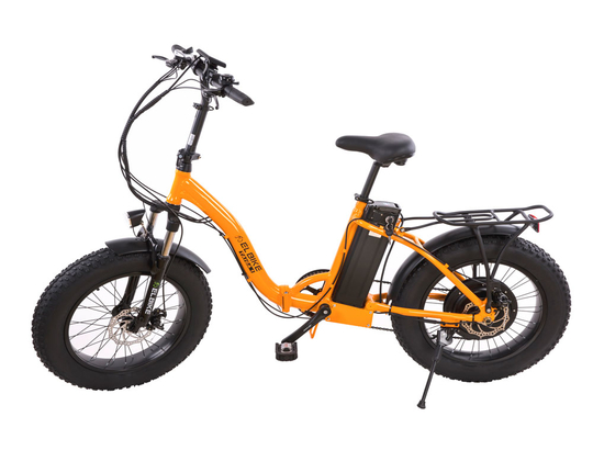 Электрофэтбайк Elbike Taiga 1 с багажником