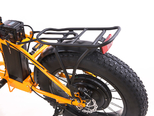 Электрофэтбайк Elbike Taiga 1 с багажником - Фото 5