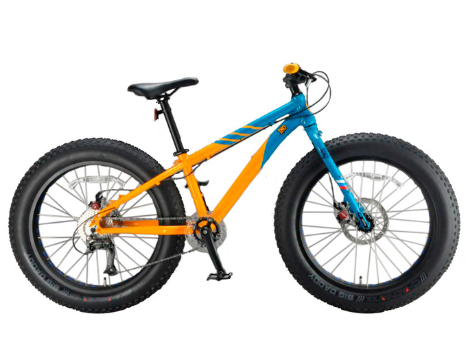 Фэтбайк Inobike Traveler Boy 24""