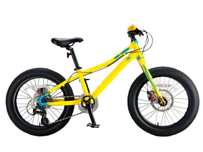 Фэтбайк Inobike Traveler Kid 20""