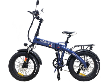 Электрофэтбайк xDevice xBicycle 20 FAT 2020 - Фото 0