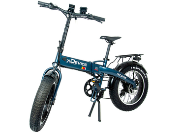 Электрофэтбайк xDevice xBicycle 20 FAT SE 2021