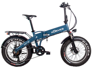 Электрофэтбайк xDevice xBicycle Fat 20 - Фото 0