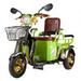 Электро трициклы