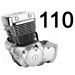 110 кубов