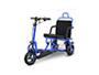 Складные электротрициклы (Взрослые)