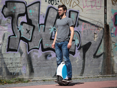 Моноколесо Airwheel Q5 MAX - Фото 11