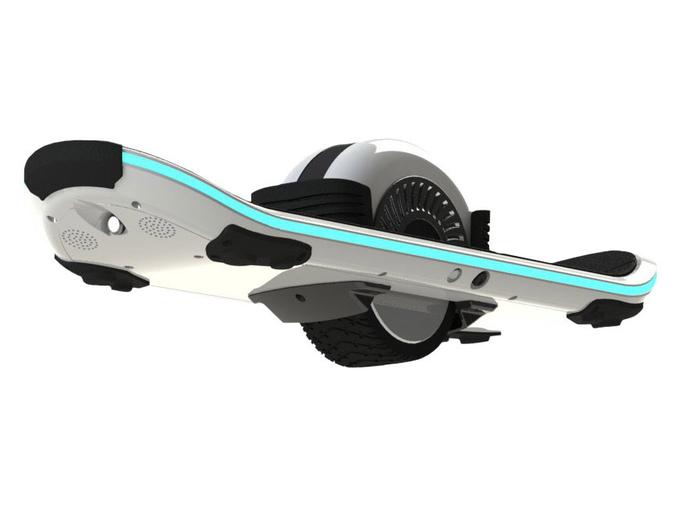 Электроскейтборд Ecodrift Hoverboard Elite 10
