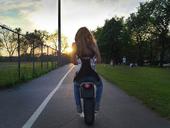 Мономотоцикл UPCAR V1 - Фото 8