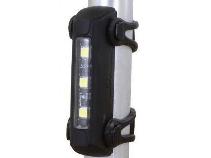 Передний фонарь для электроскейта SERFAS TRIDENT UTL-2BK