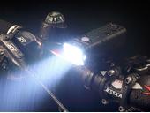 Велосипедный аккумуляторный фонарь INBIKE CX300 - Фото 4