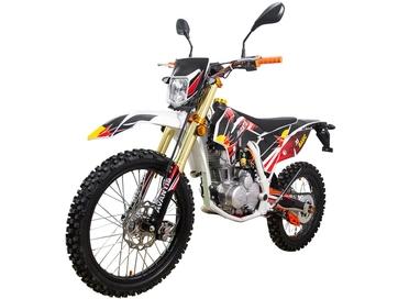 Мотоцикл Avantis A2 Basic (166FMM, возд.охл.) с ПТС