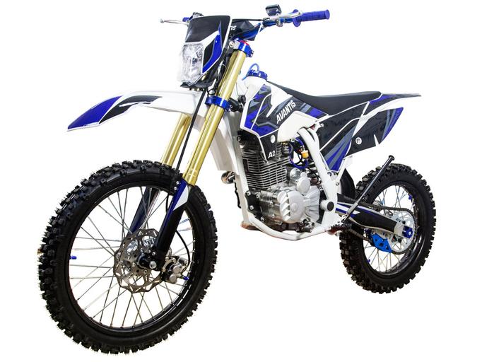 Мотоцикл AVANTIS A2 BASIC (172FMM)
