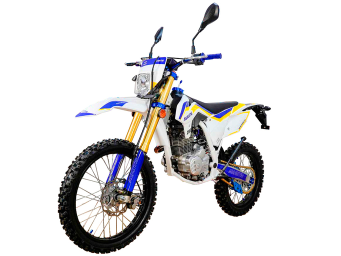 Мотоцикл Avantis A2 Lux (172FMM, возд.охл.) с ПТС