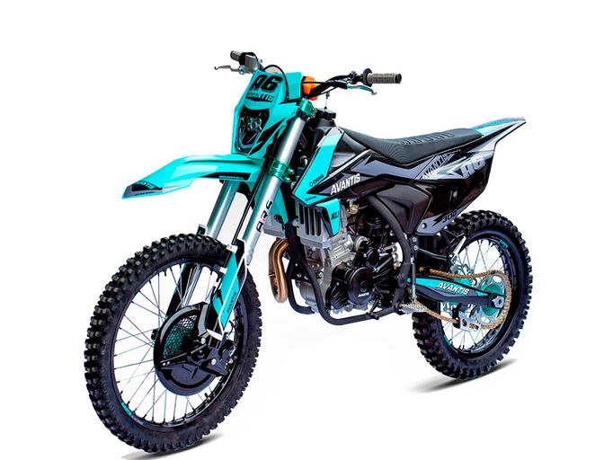 Мотоцикл Avantis A6 (174 MN)