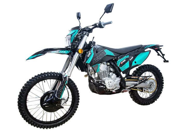 Мотоцикл AVANTIS A7 (172 FMM) С ПТС