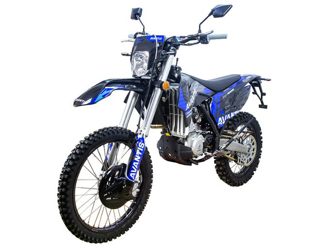 Мотоцикл AVANTIS A7 PREMIUM (177 FMM) С ПТС