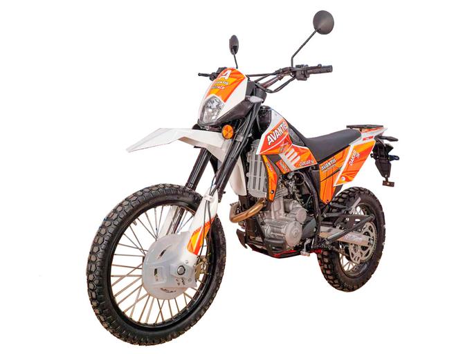 Мотоцикл Avantis Dakar 250 Twincam С ПТС
