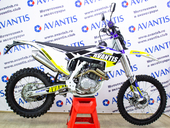 Мотоцикл Avantis Enduro 250 (172 FMM DESIGN HS) С ПТС - Фото 5