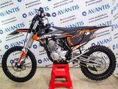 Мотоцикл Avantis Enduro 250 21/18 (172 FMM DESIGN KT Черный) - Фото 1
