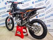 Мотоцикл Avantis Enduro 250 21/18 (172 FMM DESIGN KT Черный) - Фото 2