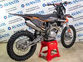 Мотоцикл Avantis Enduro 250 21/18 (172 FMM DESIGN KT Черный) - Фото 4
