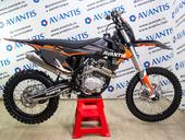 Мотоцикл Avantis Enduro 250 21/18 (172 FMM DESIGN KT Черный) - Фото 5