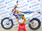 Мотоцикл Avantis Enduro 250 21/18 (172 FMM Design KT) с ПТС - Фото 1