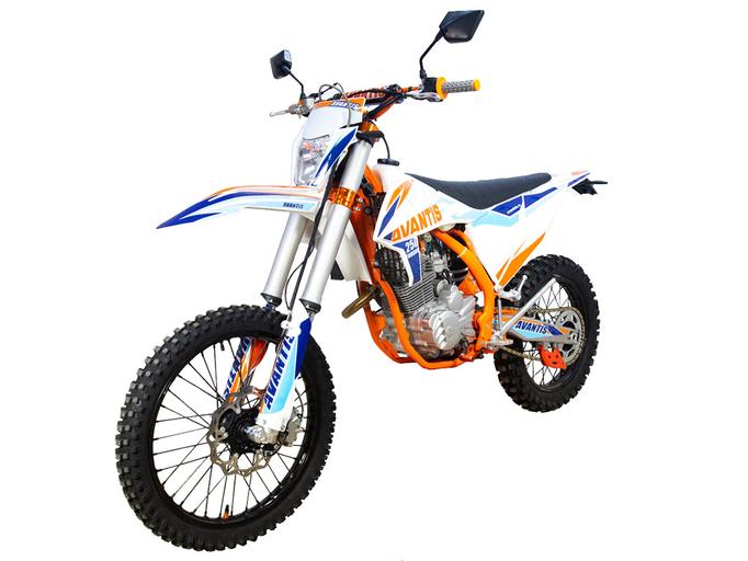 Мотоцикл Avantis Enduro 250 ARS (172 FMM DESIGN KT) С ПТС