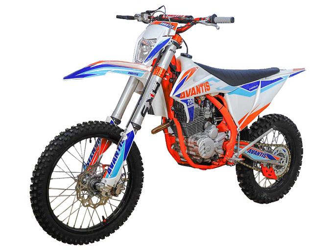 Мотоцикл Avantis Enduro 250 ARS (172 FMM DESIGN KT)