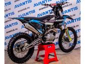 Мотоцикл Avantis Enduro 250 CARB (PR250/172FMM-5 DESIGN HS Черный) ARS - Фото 4