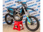 Мотоцикл Avantis Enduro 250 CARB (PR250/172FMM-5 DESIGN HS Черный) KKE - Фото 6