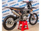 Мотоцикл Avantis Enduro 250 CARB (PR250/172FMM-5 DESIGN KT Черный) ARS - Фото 4